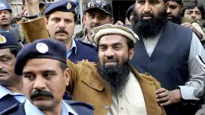 Mumbai attack mastermind and LeT operations commander