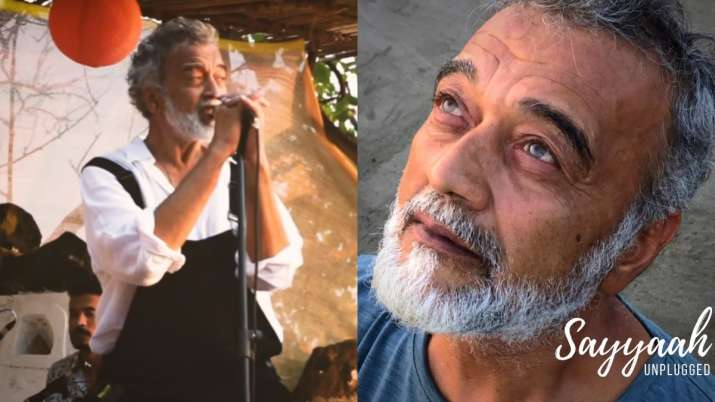 Lucky Ali treats fans with unplugged rendition of 'Sayyaah.' Watch video