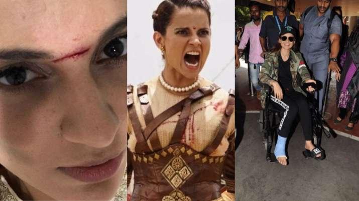 Kangana Ranaut celebrates 2 years of 'Manikarnika: The Queen of Jhansi'
