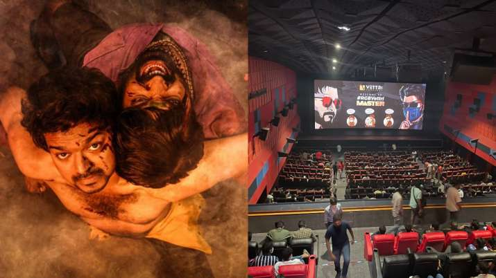 Vijay-Vijay Sethupathi's Master opens to packed halls despite online leak and Covid-19