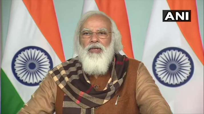 PM Modi seeks to dispel fears over Covid-19 vaccine