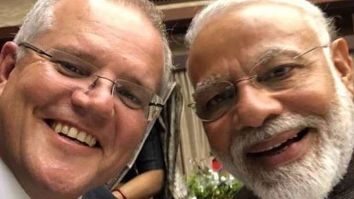 India, Australia make for formidable competitors on field, solid partners  off it: PM Modi to Morrison | Cricket News – India TV
