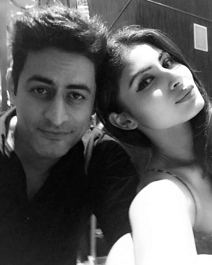 India Tv - Mouni Roy and Mohit Raina