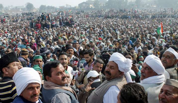 Will honour PM's dignity, but also protect farmers' self-respect: Naresh Tikait