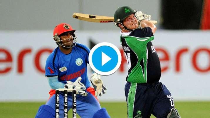 AFG vs IRL live streaming, Afghanistan vs Ireland 1st odi, live cricket streaming online, live match