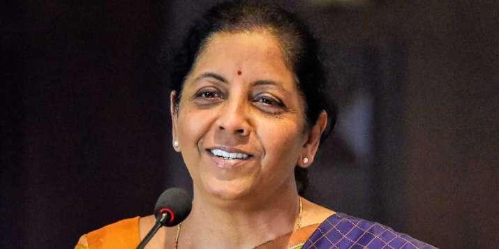 Finance Minister Nirmala Sitharaman/PTI