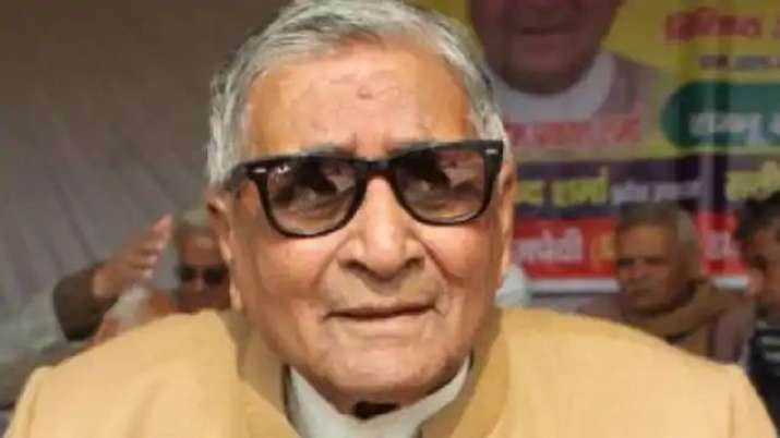 Senior-most ex-MLC Om Prakash Sharma passes away in UP