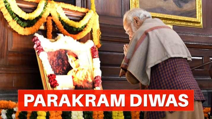 Netaji birth anniversary, Parakram Diwas
