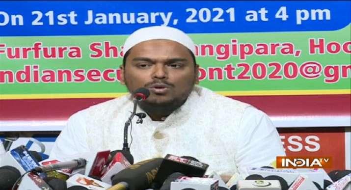 furfura sharif,bengal polls, mamata banerjee, Abbas Siddiqui, Indian Secular Front, ISF
