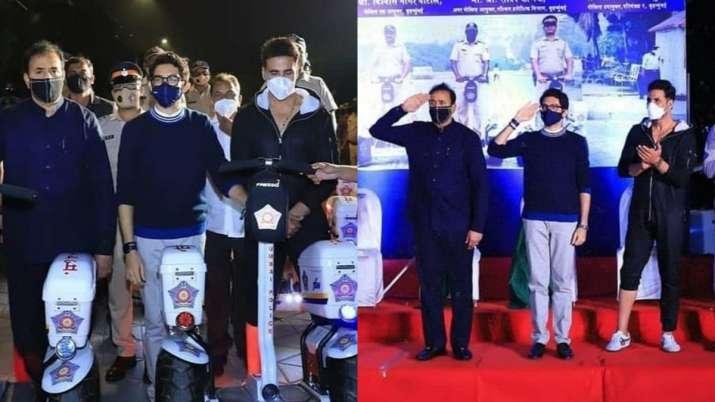 Akshay Kumar attends Mumbai Police event with Aaditya Thackeray, Anil Deshmukh; check pics