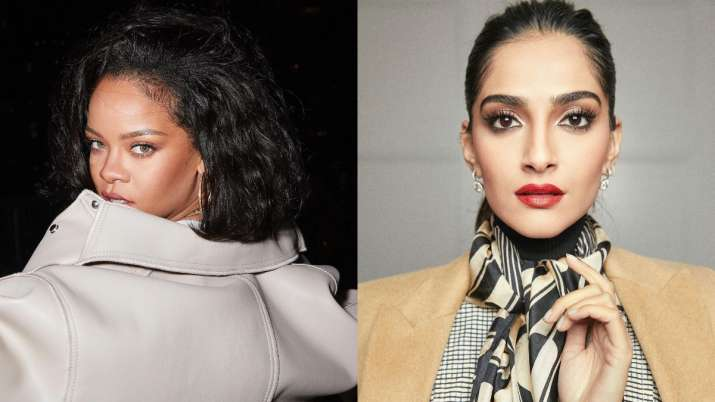 Sonam Kapoor, Rihanna