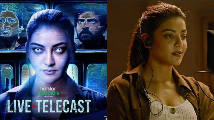 Kajal Aggarwal, OTT series