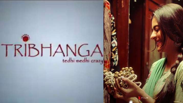 Kajol, Tribhanga, Netflix