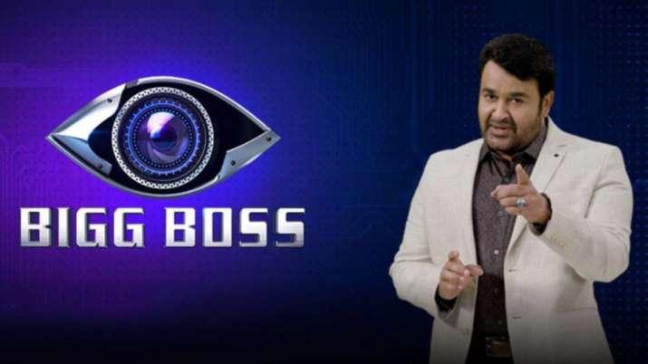 Mohanlal, Bigg Boss Malayalam 3