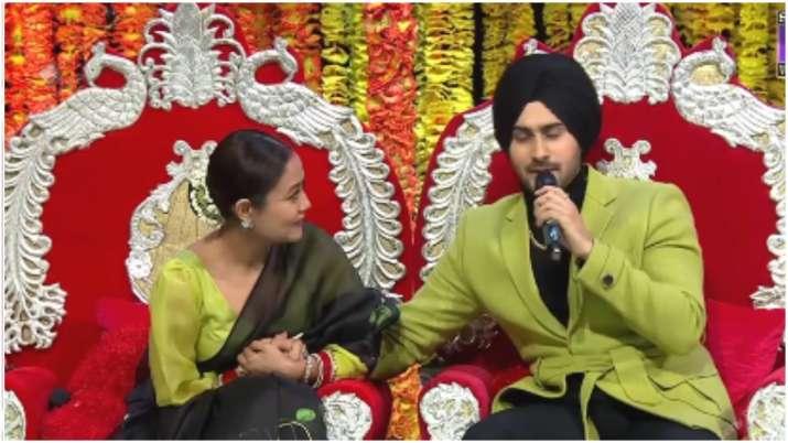 Neha Kakkar, Rohanpreet Singh