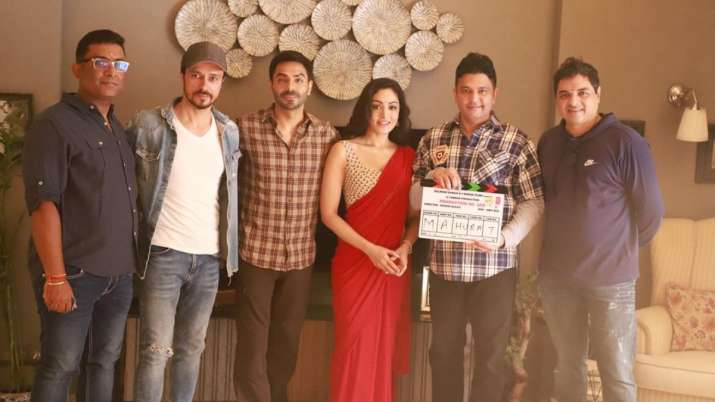 Aparshakti Khurana to star in suspense thriller with R Madhavan