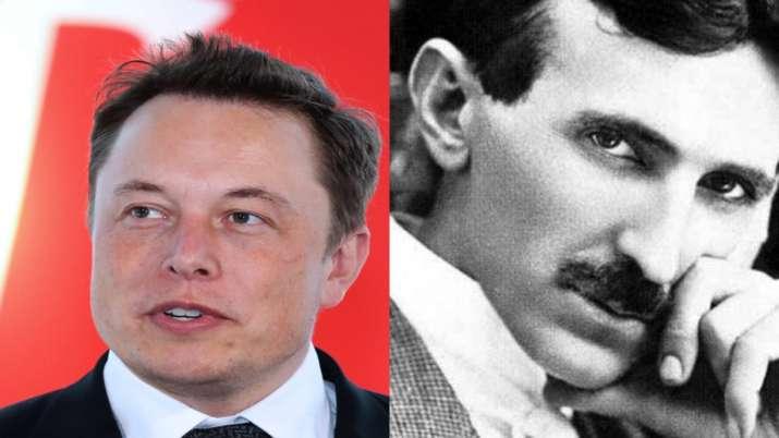Elon Musk, Nikola Tesla