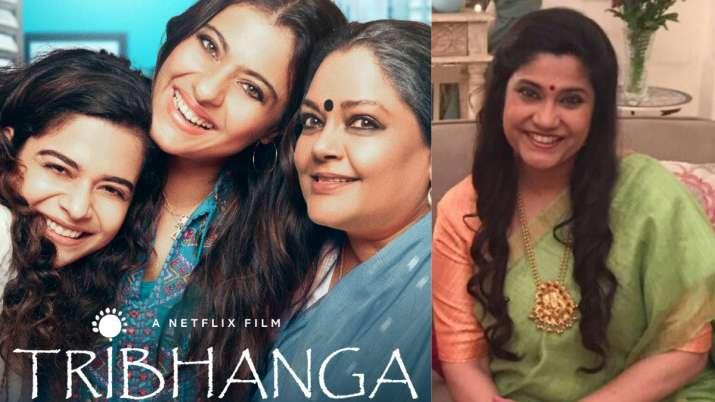 Tribhanga, Renuka Shahane