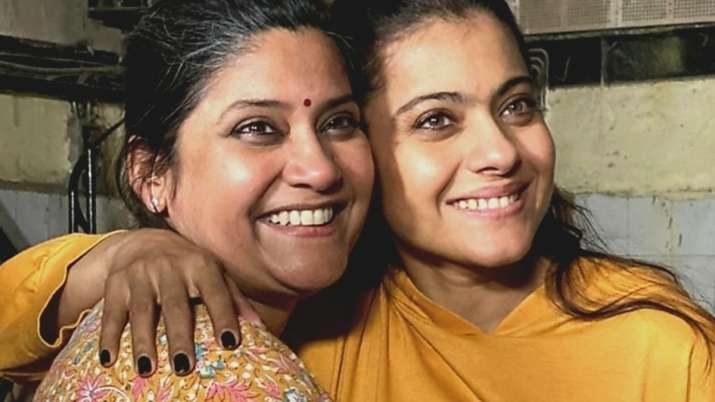 Renuka Shahane opens up on directing her first Hindi film, Kajol starrer Tribhanga