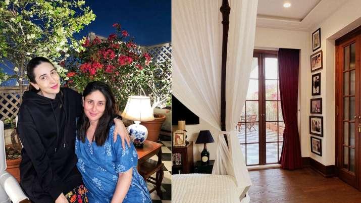 Kareena Kapoor Khan分享了她美丽的新房子的景象