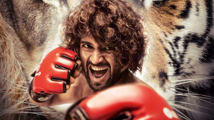 Karan Johar unveils 'punching' first poster of Vijay Deverakonda-Ananya Panday starrer Liger thumbnail