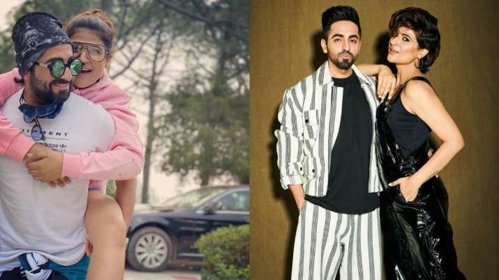Ayushmann Khurrana's birthday wish for wife Tahira screams love, 'owe everything to you'
