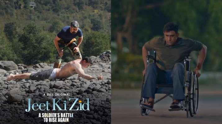 Jeet Ki Zid, Amit Sadh