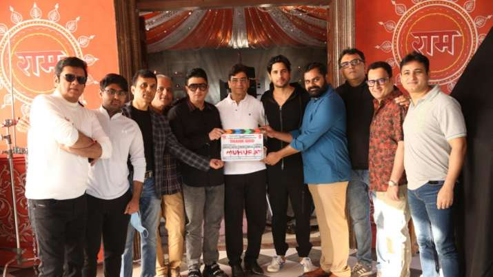 Ajay Devgn, Sidharth Malhotra And Rakul Preet Singh begins shoot for Thank God