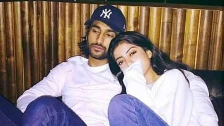 Navya Naveli Nanda is excited as rumoured boyfriend Meezaan wins best debut award for Malaal