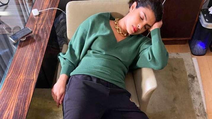 Priyanka Chopra reveals secret to doing late night talk shows