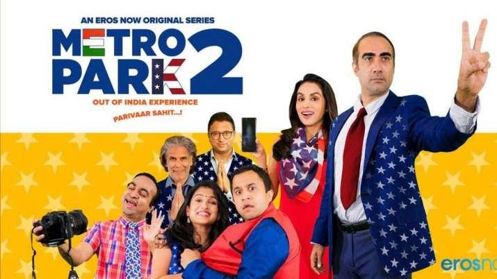 Ranvir Shorey, Purbi Joshi's 'Metro Park' season 2 to premiere on Jan 29
