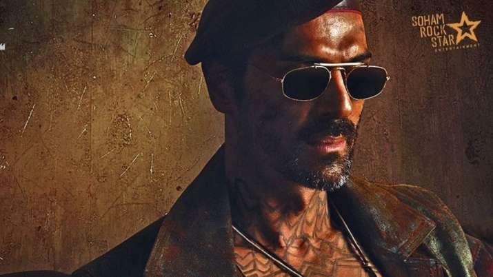 Dhaakad: Arjun Rampal's antagonist avatar Rudraveer first look revealed