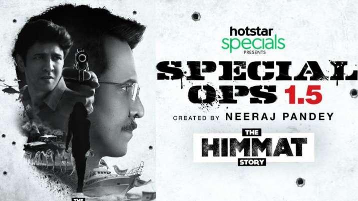 Neeraj Pandey, Disney+ Hotstar, Special Ops Universe