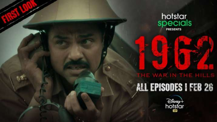 Abhay Deol's '1962: The War In The Hills' to debut on Disney+ Hotstar on Feb 26 thumbnail