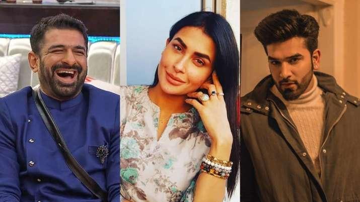 Eijaz Khan reacts to Pavitra Punia's ex-boyfriend Paras Chhabra's comments