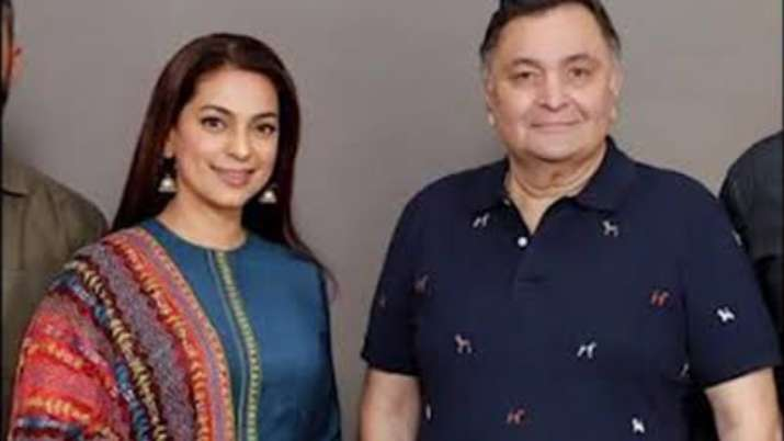 Rishi Kapoor, Sharmaji Namkeen