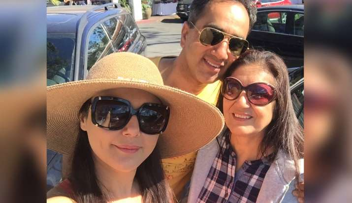 Preity Zinta opens up about family's COVID-19 diagnosis: Felt helpless far away in America