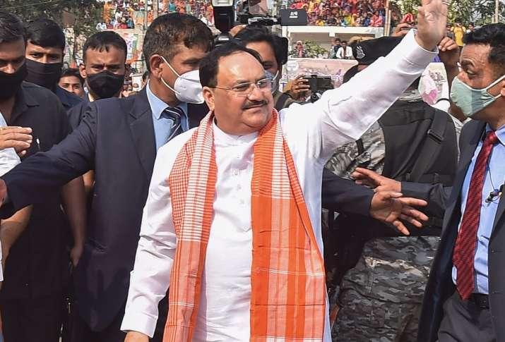 Nadda Assam rally
