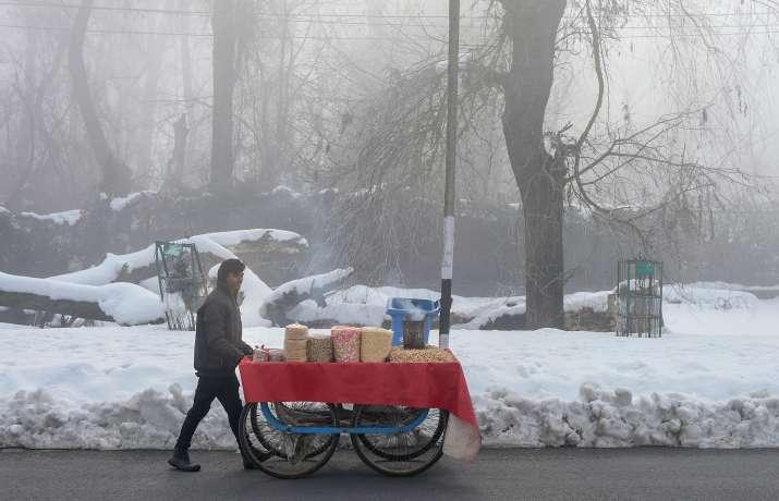 Delhi weather latest news, heavy rainfall, north india intense cold wave imd, imd cold wave, cold wa