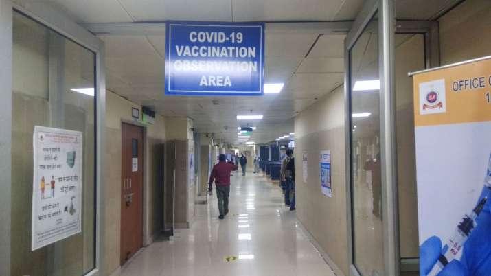 coronavirus vaccination drive
