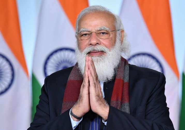 PM Modi to interact with beneficiaries, vaccinators in