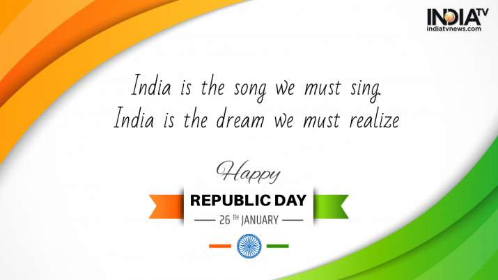 India Tv - Happy Republic Day 2021 Quotes & Greetings