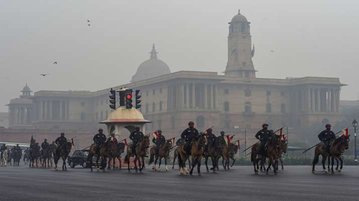 Republic Day 2021: Delhi Traffic Police issues advisory ahead of R-Day parade rehearsal
