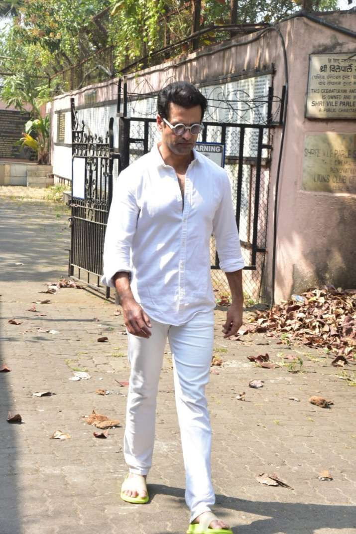 India Tv - Arvind Joshi's son-in-law and actor Rohit Roy