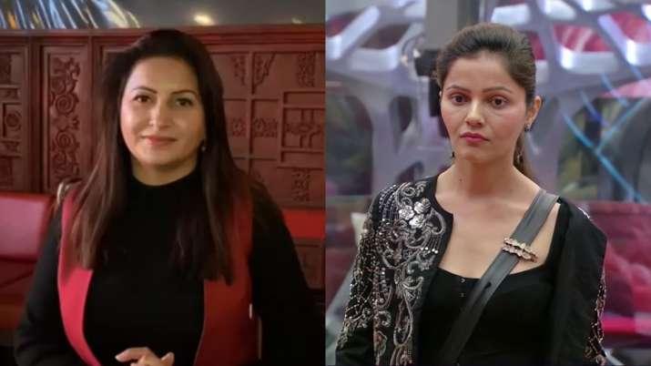 Bigg Boss 14: Sonali Phogat on Rubina Dilaik,'she is manipulative and can win trophy'