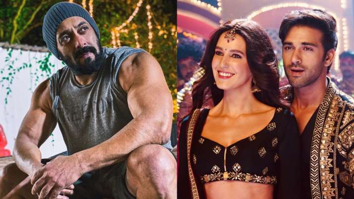 Salman Khan congratulates Katrina Kaif's sister Isabelle, Pulkit Samrat for 'Suswagatam Khushaamade