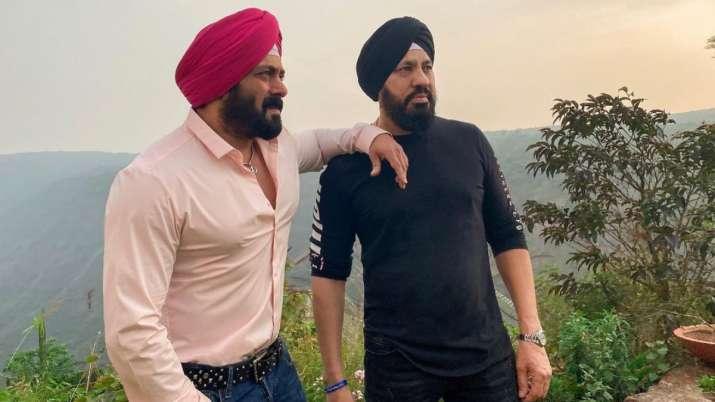 What's loyalty? Learn from Salman Khan's bodyguard Shera