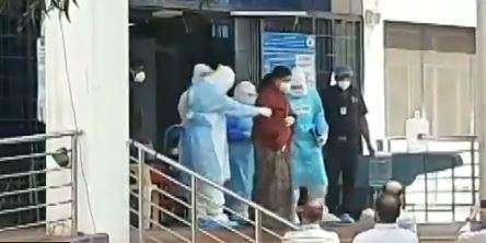 Sasikala discharged from Bengaluru hospital