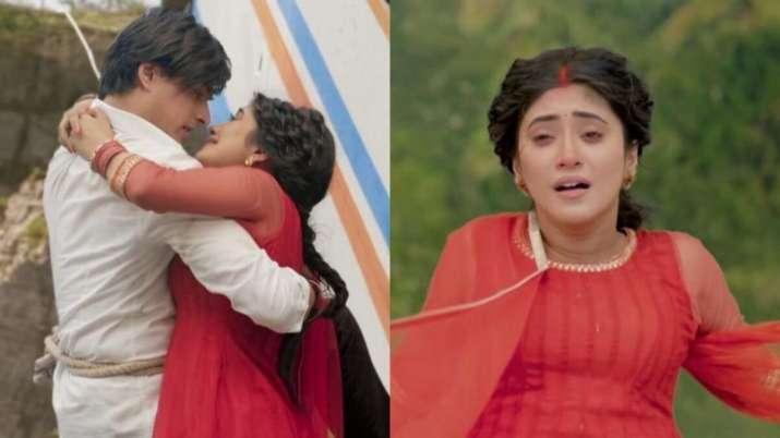 Shivangi Joshi reacts to Naira's death sequence in Yeh Rishta Kya Kehlata Hai