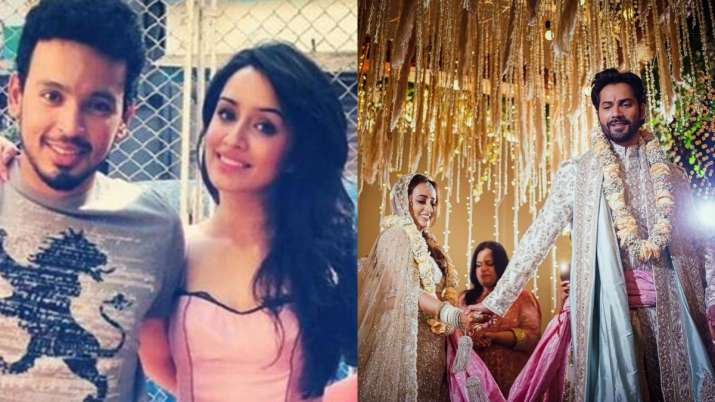 Shraddha Kapoor & alleged boyfriend Rohan Shrestha to tie the knot soon? Varun Dhawan hints so